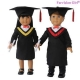 China 18 American Girl Doll Senior Year Clothes--A Bachelor's Clothing Dr Suit on sale