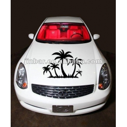 China Fashionable Custom Stickers And Decals For Vehicle Car Graphics on sale