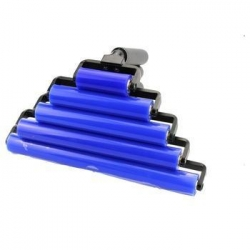 China ESD Sticky Cleaning Silicon Floor Sticky Roller Dust removal roller for smt/pcb/lcd/led on sale