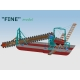 China Chain Bucket Sand Dredger on sale