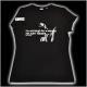China Ladies Krav Maga 'Tough' T-shirt on sale