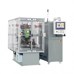 China Motorcycle Brake Disc Automatic Vertical Balancing Correction Machines on sale