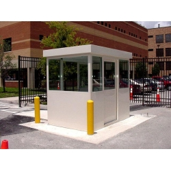China Guard Booth on sale