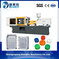 China CE ISO Standard Fashional Cold Runner Mold Plastice Bottle Cap Injection Machine for Sale on sale