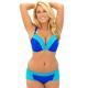 China Curvy Kate Ocean Drive Padded Plunge Bikini Top on sale