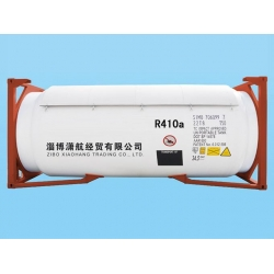 China Refrigerant R410a on sale