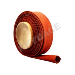 China DWH high-temperature fiberglass sleeving resistant to 650℃ on sale