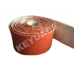 China SRTA silica gel heat-resistant swathing band on sale