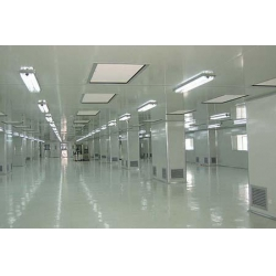 China Class 10,000 Electronic Industry Cleanroom on sale