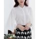 China Spring shirt fashion bottoming shirt for women on sale