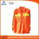 China YSETEX 300gsm Orange Anti Flame Firefighter Uniform on sale