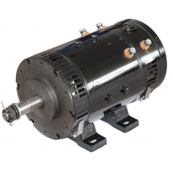 China Planetary and worm gear double-stage reduction gear DC motor 30W---2KW on sale