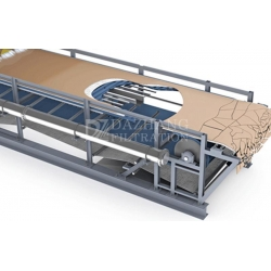 China Filter Press DU belt filter press on sale