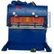 China Aluminum Formwork 80T Hydraulic Press Punch Machine with 26 Hole by Row YPC-80TCC-26 on sale