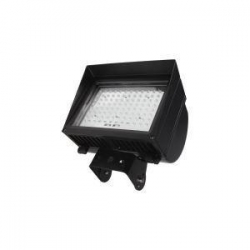 China Outdoor LED Light Factory Price 90w Dimmable LED Flood Light Fixture For Exterior Building Lighting on sale