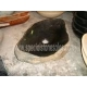 China Stone Tiles & Slabs Irregular Kitchen Sink China Black Granite Chiseled Stone Sinks on sale