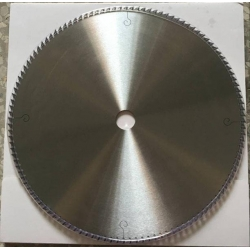 China Sawing plastic saw blade Detail on sale