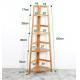 China Bamboe badkamer plank ruimtespaarder on sale