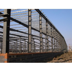 China metal structure on sale