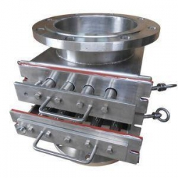 China Industrial Used Easy Clean Magnetic Filter Permanent Magnetic Separator on sale