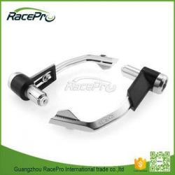 China 7/8 22MM CNC Handguard Protection Motorcycle Brake Clutch Levers Guard Protector on sale