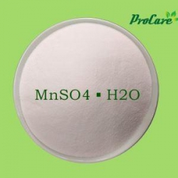China Procare Aricultural Grade High Quality Manganese Sulfate Micronutrients Fertilizer on sale