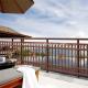 China Wrought Aluminium Balcony Balustrade Terrace Balustrade on sale