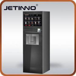 China Instant Espresso Coffee Tea Juice Vending Machine on sale