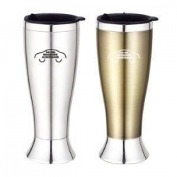 China Stainless Steel Travel Mug With Easy Clean Lid, 16 Ounce, Vacuum Insulated Double-Walled 18/8 Stainl on sale