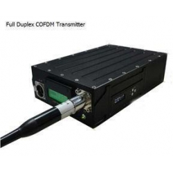 China Full Duplex HD Wireless IP Transmitter RS232/ RS485 encrypted COFDM Transmitter on sale