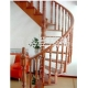 China Solid wood staircase A on sale