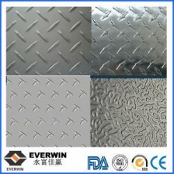 China 1000 Series Grade Aluminum Stucco Embossed Sheet/Plate on sale