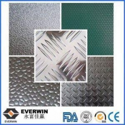 China Stucco Embossed Color Coated Aluminum Coils on sale