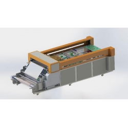 China Factory Direct Sales PV Module Automatic EVA Cutting Laying Mould Placing Machine on sale