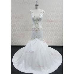 China 2016 summer wedding dress bridal gown mermaid wedding dress bridal gown on sale