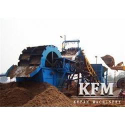China Wheel Sand Washing Machine on sale