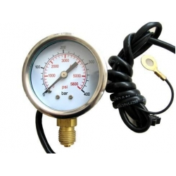 China Car modified accessories Photoelectric Hall sensor pressure gauge (with wire harness) on sale