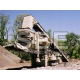 China Construction waste crushing plant on sale