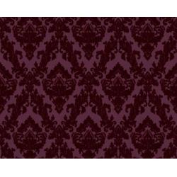 China Velvet Flock Wallpaper 95335825 on sale