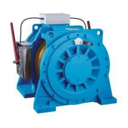 China Gearless Traction Machine-WTYF328(High Speed) on sale