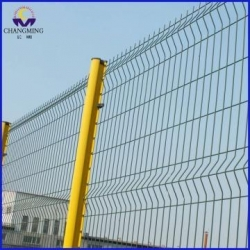 China Public Wire Mesh Fence DM-TRIANGLE FENCE-47 on sale