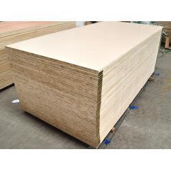 China Hot sale 15mm white poplar faced blockboard on sale