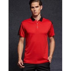 China POLO T-SHIRT 95%Polyester 5%Elastane Dri Fit Polo Shirts Wholesale on sale