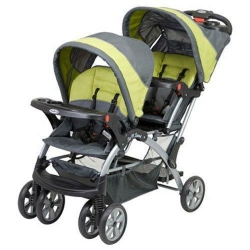 China Baby Trend Sit N Stand Double, Carbon on sale