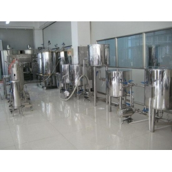 China 50L,100L,200L beer plant for lab on sale
