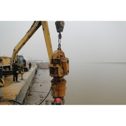 China Shanghai Zhenzhong DZP90 Precast Pipe Shandong Shen on sale