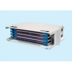 China 48core 19'' ODF Optical Distribution Frame Multiple Unit Power Distribution Cabinet on sale