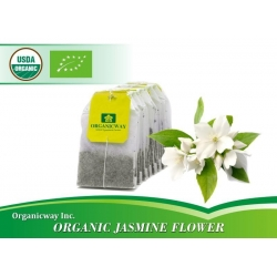China Organic jasmine tea on sale