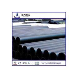 China HDPE pipes for water supply, for gas,for coal mining on sale