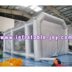 China Outdoor Portable Mini Inflatable Paint Booth/Customized Portable Paint Booth on sale